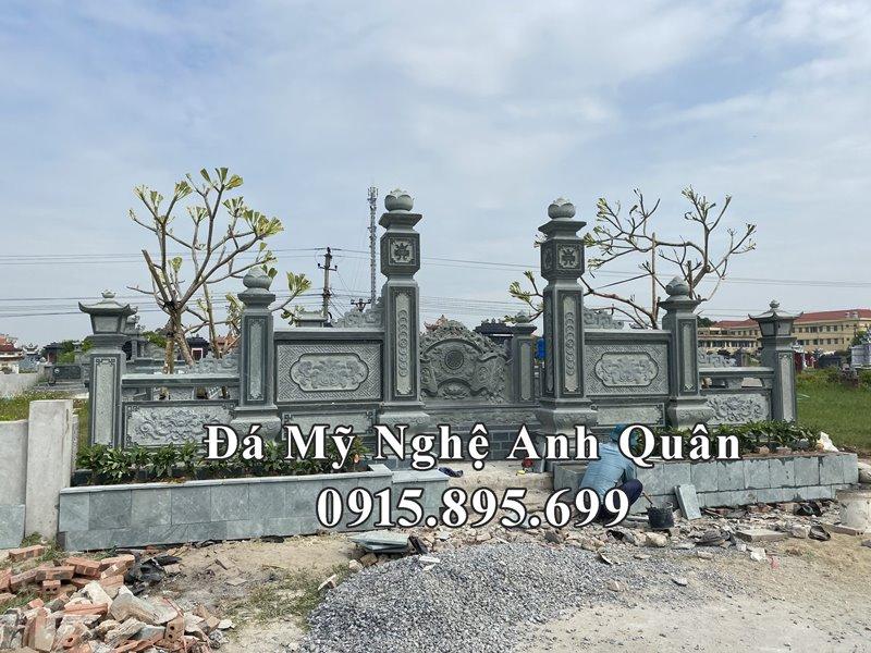 Cong vao Khu Lang mo da