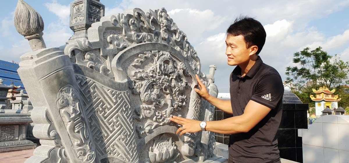 Cuon thu da - Mau cuon thu da dep Anh Quan Ninh Van Hoa Lu Ninh Binh