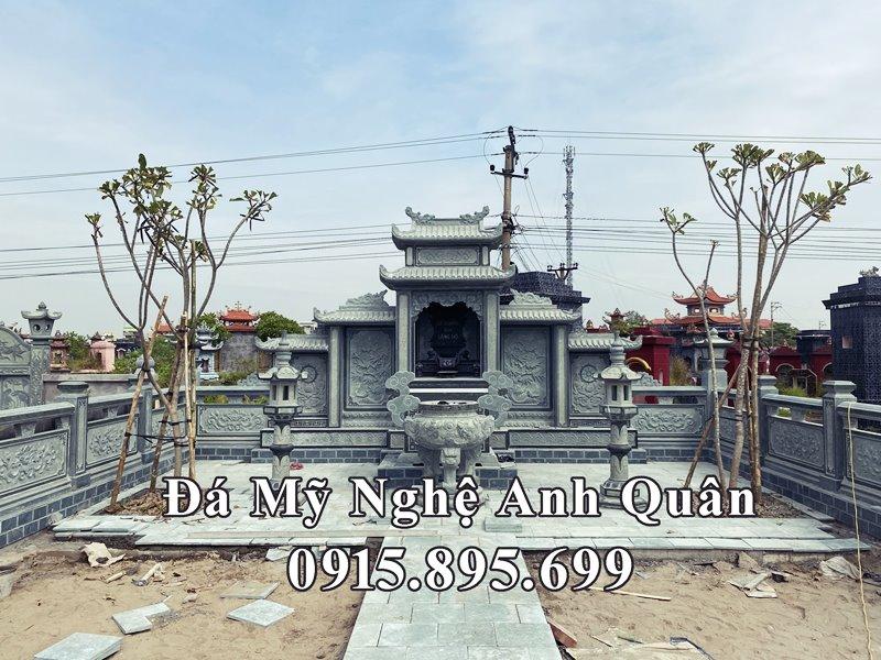 Lang tho da Ngu quan cao cap Anh Quan tai Thai Binh