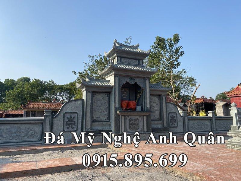 Lăng thờ đá đẹp tại Hà Nội