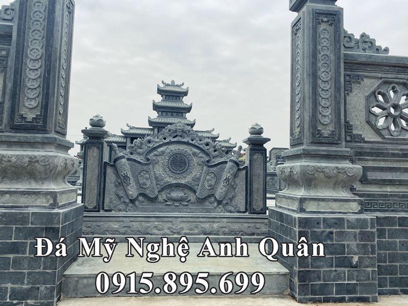 Mau Cuon thu da - Binh phong da dep Anh Quan