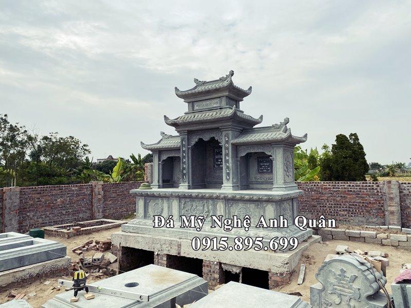 Mau Long dinh da (Am tho da) Tam Quan hai mai Anh Quan