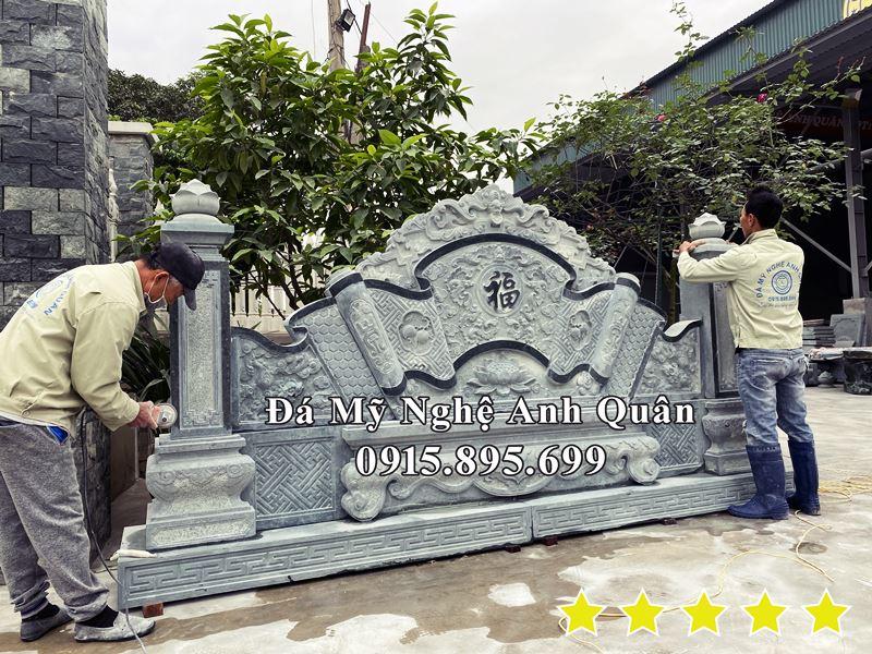 Lam Binh Phong Da Hoa Van DEP - Cao cap
