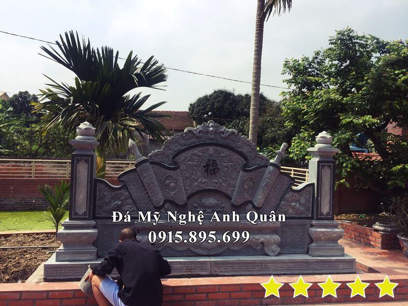 Lap Dat Binh Phong Da Xanh Reu cho Nha tho to Thai Binh
