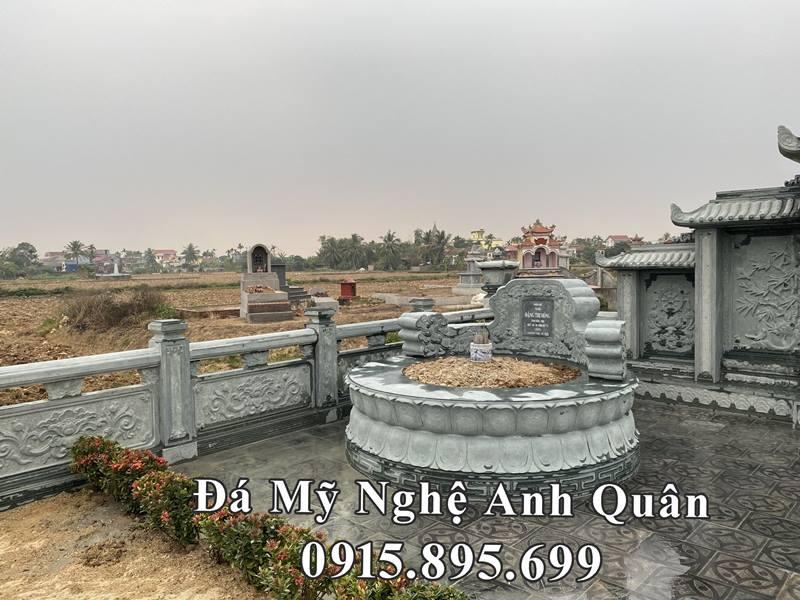 Mo da tron Dai SEN cua Khu lang mo da cao cap