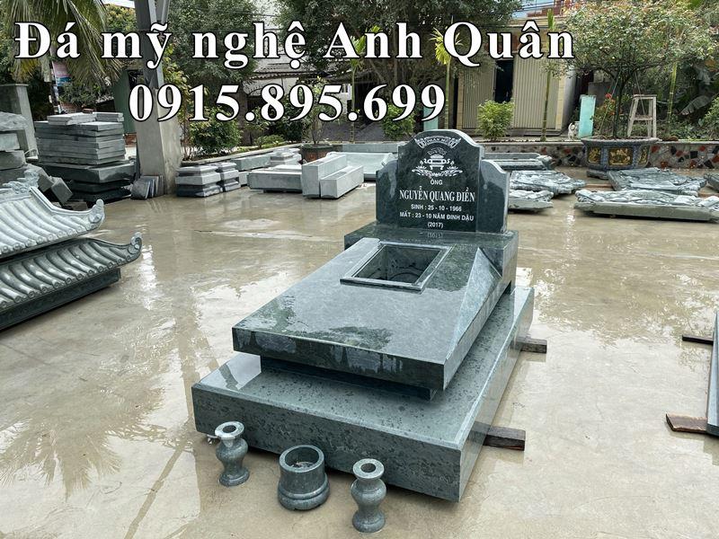 Da my nghe Anh Quan - Don vi gia cong Mo da hang dau tai Viet Nam