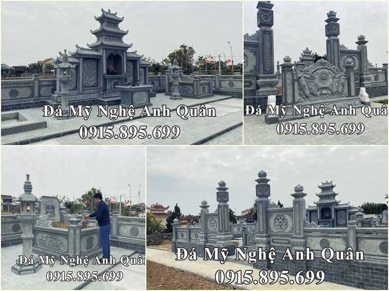 Mẫu Lăng mộ đá tại Nghệ An - Không ngừng VƯƠN XA!