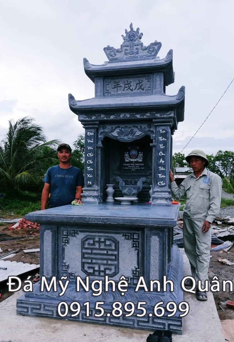 Lam mo da Ninh Binh