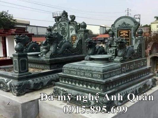 Mo da Tam Son Ngai Rong dep Anh Quan Ninh Binh
